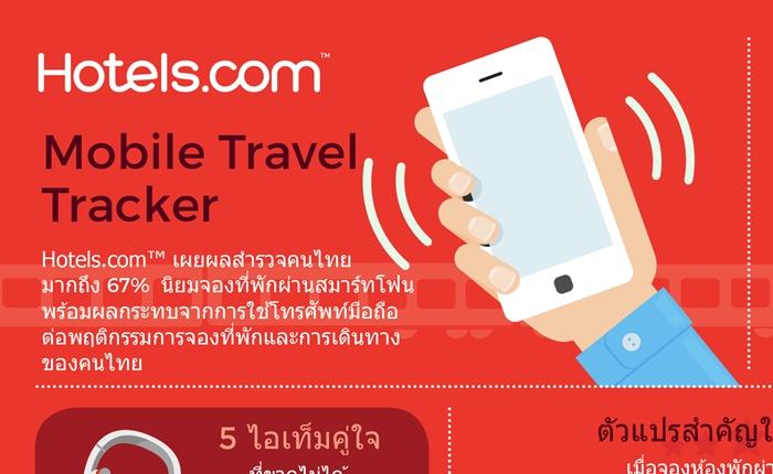 Hotels.com เผย 5 ปัจจัยที่มีอิทธิพลต่อนักท่องเที่ยวไทย ในการจองที่พัก