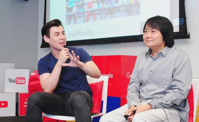 YouTube จุดประกาย Creator Community ในเมืองไทย หลังยอดผู้ใช้งานเติบโตเป็นอันดับต้นๆของโลก