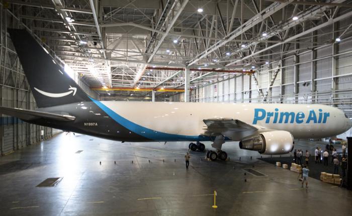 Amazon โชว์ตัวเครื่องบินเจ็ท Amazon 1 สำหรับบริการ Prime Air การันตีส่งของถึงไวหายห่วง!
