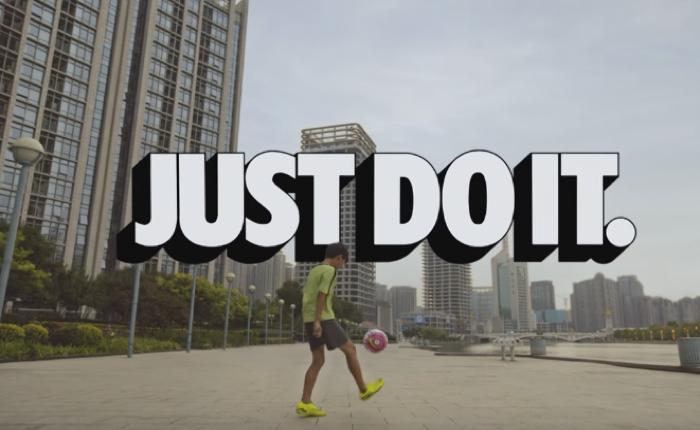 Nike ส่งโฆษณามันส์ ถ่ายเทคเดียวไม่มีตัดต่อ โชว์ความเก๋าของเหล่านักกีฬามือสมัครเล่น