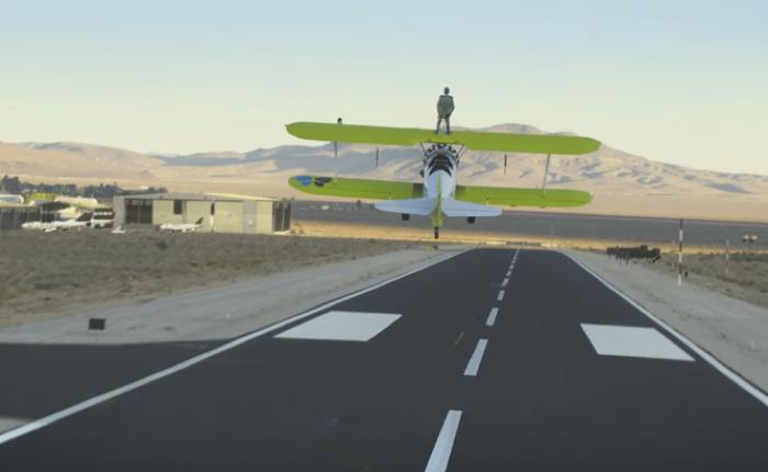 สายการบินน้องใหม่จากเกาหลี เปิดเที่ยวบินสุดมันส์ มีทั้งตั๋วยืน (บนปีกเครื่องบิน) ไปจนถึงบินกับเครื่องบินขับไล่!