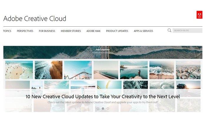 Adobe Creative Cloud รองรับกระบวนการสร้างสรรค์งานอย่างเหนือชั้น จากกระดาษเปล่าสู่งานสร้างสรรค์อย่างมีคุณค่า