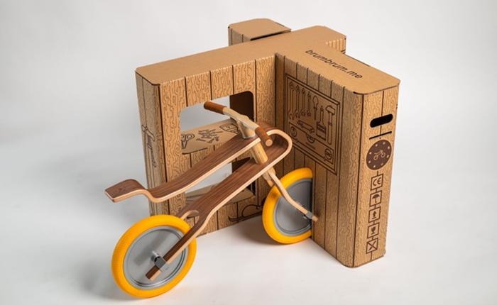 Brum Box กล่องที่คุณจะไม่กล้าทิ้ง เป็นได้ทั้งที่เก็บและงานสร้างสรรค์ไอเดีย