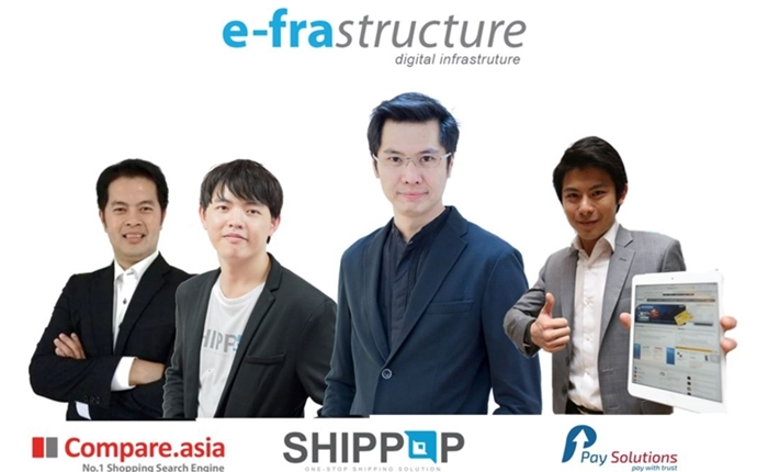 Efrastructure-F