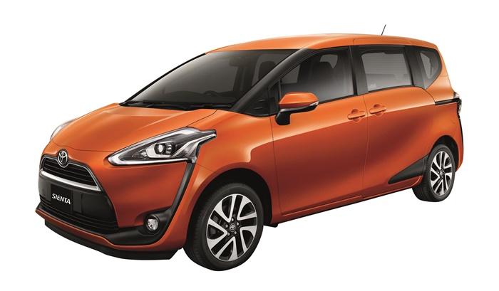 All New SIENTA รถยนต์นั่งอเนกประสงค์ Compact MPV แนวใหม่ รถยอดนิยมของญี่ปุ่น