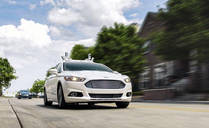 ฟอร์ดตั้งเป้าผลิตรถยนต์ขับเคลื่อนอัตโนมัติรองรับแผนการใช้รถร่วมกันในปี พ.ศ. 2564