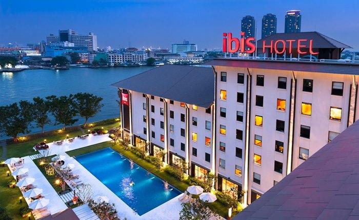 IBIS Hotel โรงแรมระดับประหยัดที่นักท่องเที่ยวทุกคนรู้จักดี วันนี้เสนอราคาพิเศษ 888++ บาทต่อคืนเท่านั้น