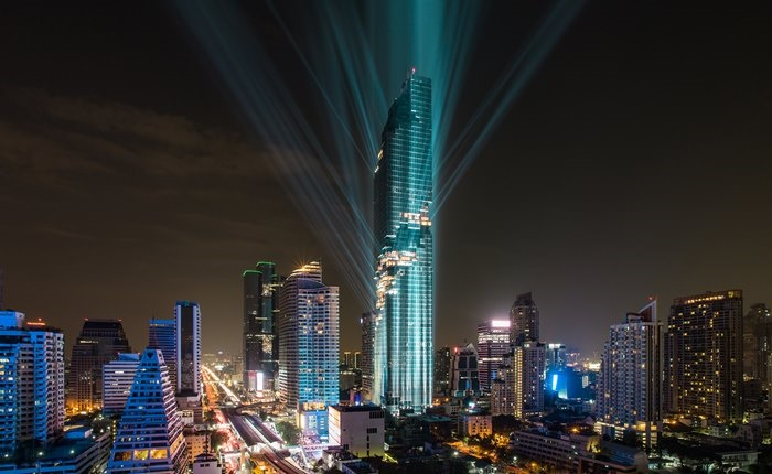 MAHANAKHON สถาปัตยกรรมเหนือกาลเวลา แลนด์มาร์คแห่งใหม่ที่สูงที่สุดในประเทศไทย