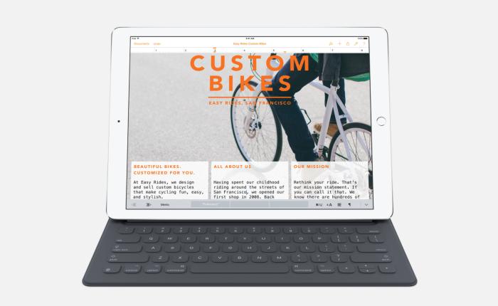 Apple ปล่อยโฆษณา iPad Pro 9.7 ยกบทบาทให้ทำงานได้เหมือนคอมพิวเตอร์