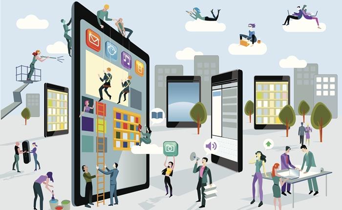 ผู้ใช้อินเตอร์เน็ตส่วนใหญ่มีแอคเค้าท์ Social media เฉลี่ย 7 บัญชี