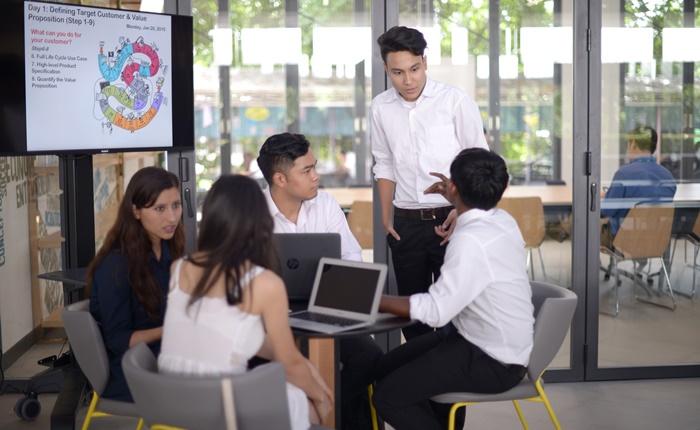 IDE Center โดย ม.หอการค้าไทย สถาบันแห่งแรกที่สอนให้ล้มเหลว แต่เรียนรู้ที่จะลุกอย่างรวดเร็ว ด้วยนวัตกรรมเพื่อก้าวต่ออย่างยั่งยืน (Active-Based learning)