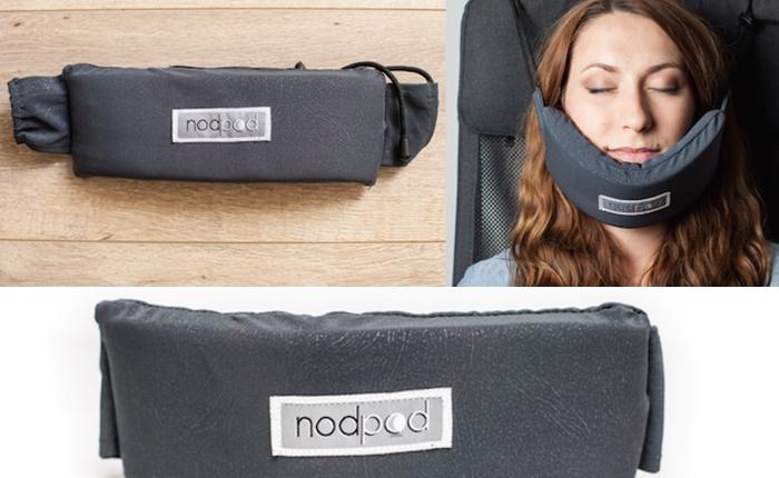 'Face Hammock' นวัตกรรมใหม่แห่งการนอน หลับสบายแม้ในยามเดินทาง