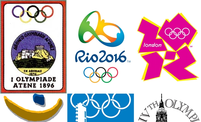ชวนดูโลโก้ Olympic ตั้งแต่อดีต จนถึงปัจจุบัน