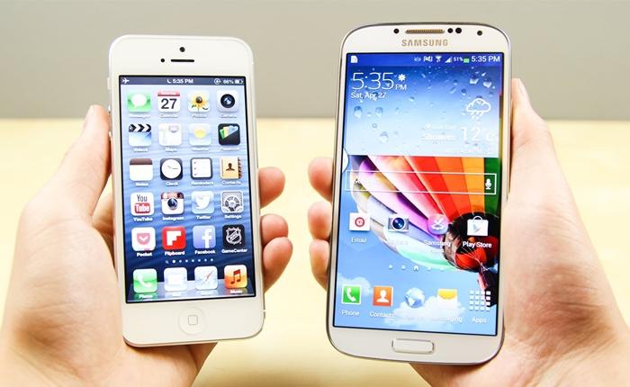 สำรวจความต้องการของผู้บริโภค ซื้อมือถือเครื่องต่อไป iPhone หรือ Samsung