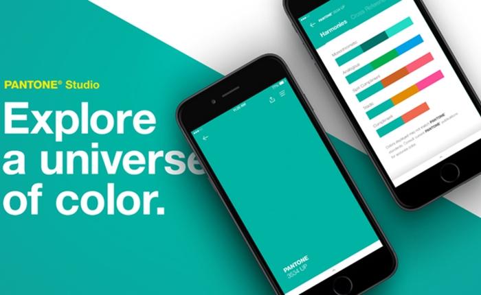 PANTONE เปิดตัวแอพฯ PANTONE Studio เข้าถึงได้ทุกโทนสีในชีวิตประจำวัน