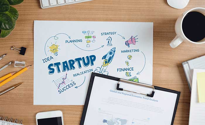 เริ่มต้นเป็น Startup แนวทางสร้างไอเดีย หานวัตกรรม และนำเสนอแหล่งนายทุน