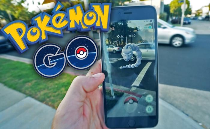 เอาละซิ!!! เทรนด์เกม Pokemon Go เริ่มซบ หลังเปิดตัว iPhone7