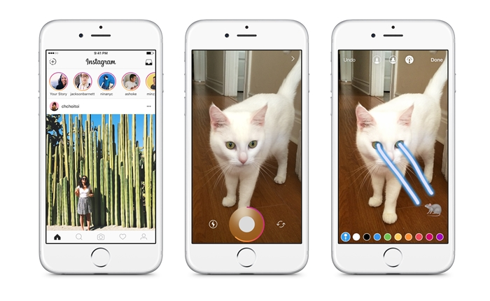เผยความคิดเห็นกลุ่ม Millennials เกี่ยวกับฟีเจอร์ Instagram Stories