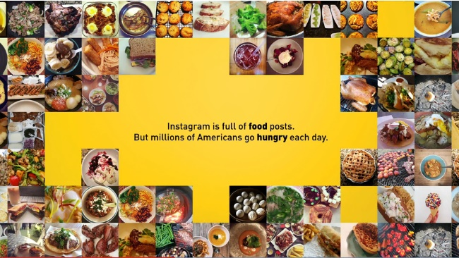 """Delete to feed"" แคมเปญเพื่อเพื่อนร่วมโลกผู้หิวโหย โดย Land O' Lakes"