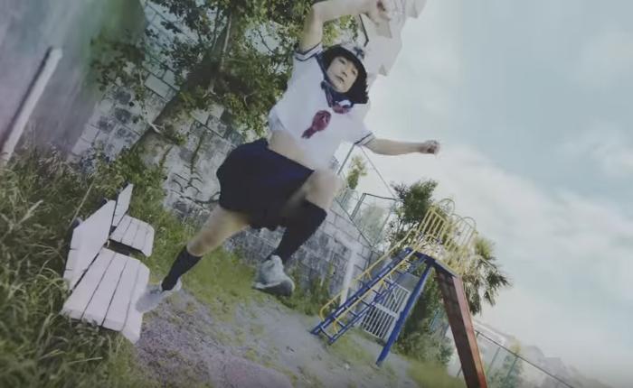 บะหมี่ญี่ปุ่นกับโฆษณาสุดเอ็กซ์สตรีม ย้ำว่าความอร่อยอยู่คู่กับชาวญี่ปุ่นมาทุกเจเนอเรชั่น!