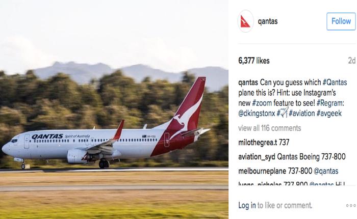 หลากแบรนด์โชว์เคส การสร้าง content รับกับฟีเจอร์ซูมใน instagram