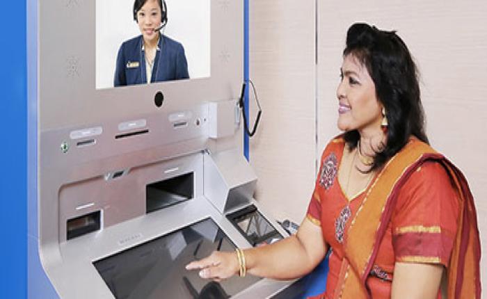 ธนาคารสิงคโปร์ปรับตัวทันยุค FinTec เปิดตัว VTM ตู้ ATM ติดจอและกล้องเอาไว้คุยกับเจ้าหน้าที่ได้เรียลไทม์