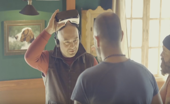 เบียร์ไอริชไอเดียแหวกแนว ชวนลูกค้าใส่แว่น VR แล้วพาเข้าไปเอ็นจอยในผับจริงๆ