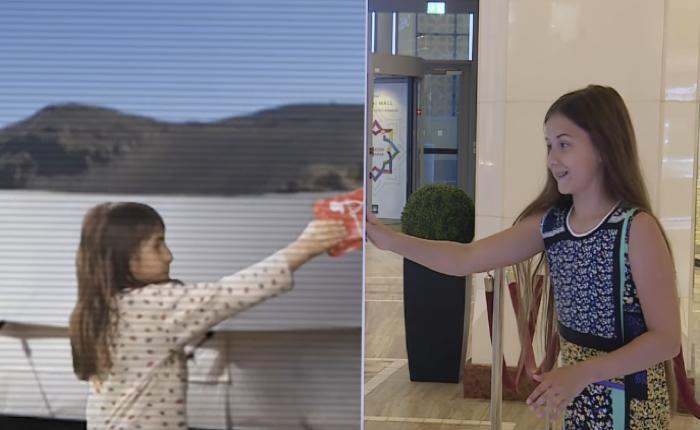 Master Card ใช้บิลบอร์ดไฮเทค ชวนลูกค้าบริจาคอาหารถึงมือเด็กยากไร้แม้ตัวจะอยู่ห่างกันคนละซีกโลก
