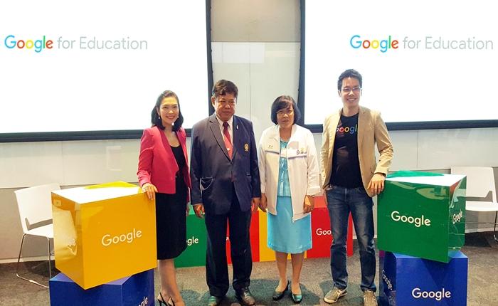 Google for Education พลิกโฉมการศึกษาประเทศไทยด้วยระบบไอที