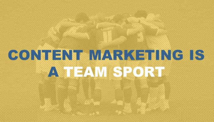 จะสร้าง Content Marketing Team ที่มีประสิทธิภาพ ต้องมีอะไรบ้าง