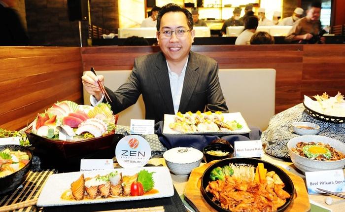 ร้านอาหารญี่ปุ่นเซ็น ปรับกลยุทธ์รุกตลาดอาหารญี่ปุ่นครั้งใหญ่ ด้วยแคมเปญ LIVE QUALITY