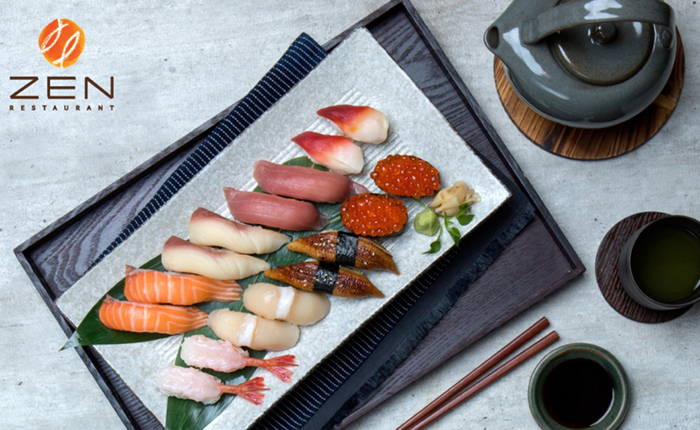 ZEN เนรมิตเมนูเล่มใหม่ หลากหลายกว่า 200 รายการ สร้างประสบการณ์ต้นตำรับอาหารญี่ปุ่นขนานแท้
