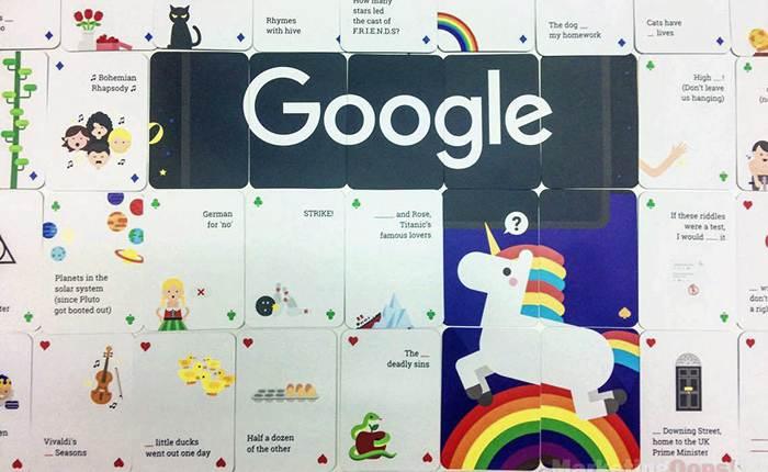 'กูเกิ้ล โซลิแทร์' การ์ดเกมน่าสะสมจาก Google น่ารักแบบนี้แต่บอกเลยเกมนี้ไม่หมูนะจ๊ะ