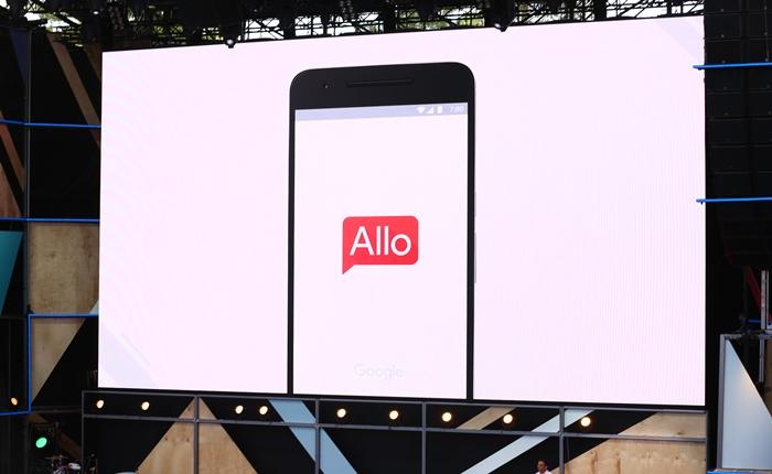 """Google ส่ง Allo แอพสื่อสารตัวใหม่ไว้ชนคู่แข่ง โชว์จุดเด่นที่ """"Smart"""""""