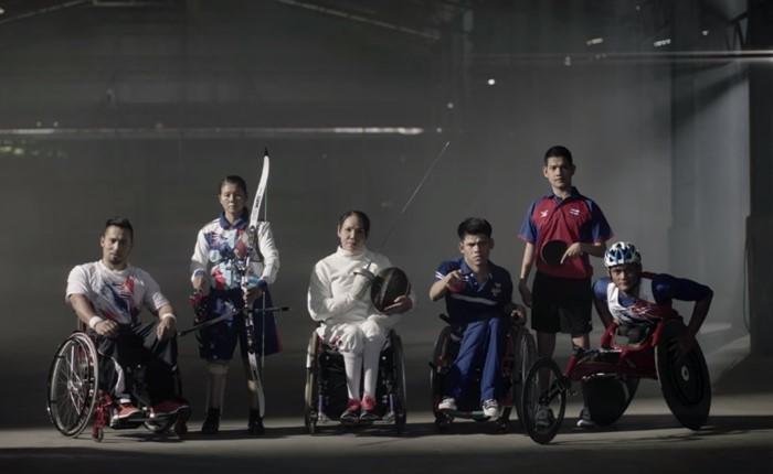 """""""หัวใจสมบูรณ์แบบบันดาลใจที่สมบูรณ์แบบ"""" ภาพยนต์โฆษณาที่สร้างแรงบันดาลใจ จากนักกีฬาพาราลิมปิกไทย จากซีพี"""