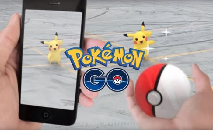 Pokémon Go ขึ้นแท่นแอปฯ ที่ทำรายได้สูงสุด
