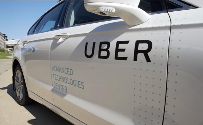 Uber เปิดให้บริการรถยนต์ไร้คนขับแล้ว เริ่มต้นในเมืองพิตต์สเบิร์ก