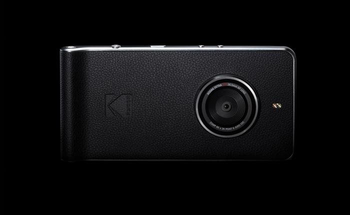 Kodak ตอกย้ำผู้นำเรื่องการถ่ายภาพ เปิดตัวสมาร์ทโฟน Ektra