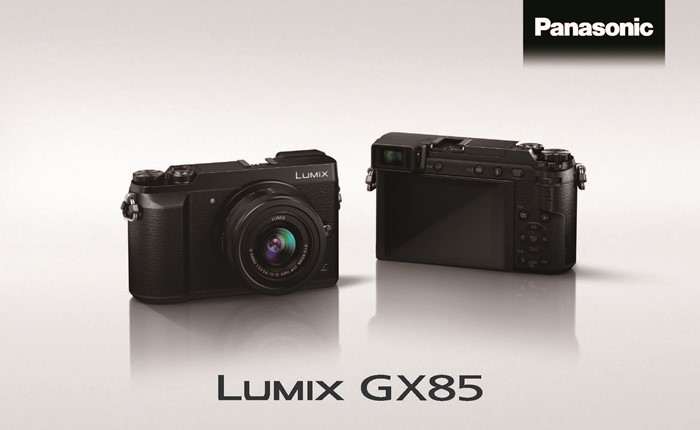 Lumix GX85 มิรเรอร์เลสที่เต็มอิ่มกับภาพคมชัดระดับ 4K