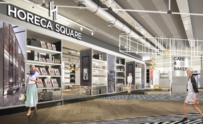 เปิดแนวคิด HORECA Square @ CW Tower อาณาจักร B2B HORECA ครบวงจร รองรับ Premium SMEs และ Start Up เติบโตสู่อาเซียน