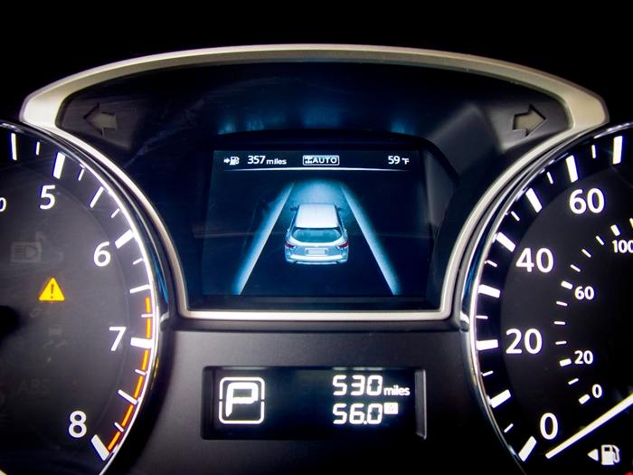 Nissan Pathfinder LDW