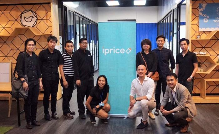 iPrice Thailand จัดงาน iPrice Partnership Program และงานพบปะผู้ขายสินค้าออนไลน์ในประเทศไทย