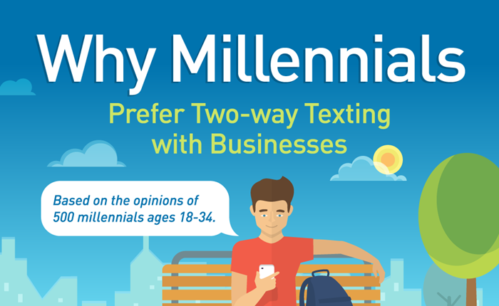 ทำไมกลุ่ม Millennials ถึงชอบส่งข้อความ-แชท กับแบรนด์