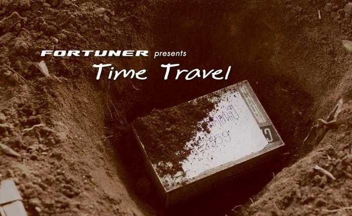 "Fortuner ปลุกกระแสไวรัลด้วยยอดวิวเกินล้าน กับ ""Time Travel"" ตอกย้ำทุกไลฟ์สไตล์กลุ่มเป้าหมาย"