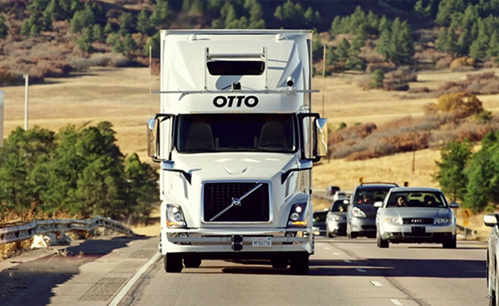 Uber ทดสอบ Self-Driving Truck ขนส่งเบียร์ ระยะทาง 120 ไมล์สำเร็จ