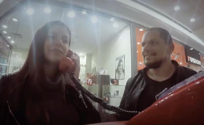 ห้างดังจากบัลแกเรีย เล่นสนุกกับลูกค้า ใครรับโทรศัพท์จากคนแปลกหน้าได้สิทธิ์ช้อปฟรีภายใน 15 นาที