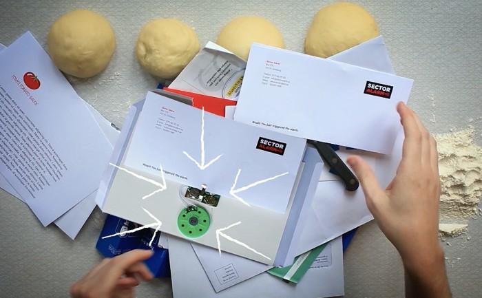 บริษัทจำหน่ายกริ่ง ใส่เสียงหว๋อไปในจดหมายกระดาษ ลูกค้าเปิดอ่านเมื่อไหร่ เซลล์รู้ทันที!