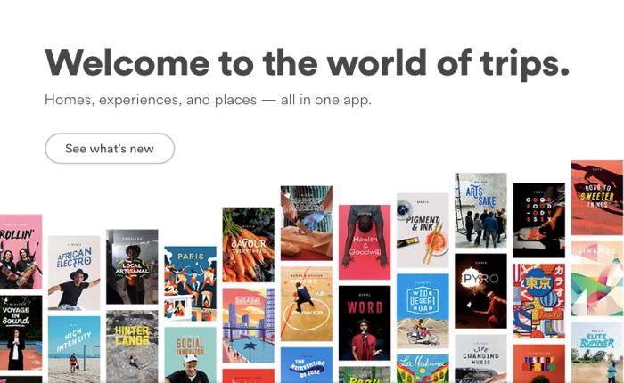 airbnb เพิ่มบริการใหม่  Airbnb Trips ใครๆ ก็เป็นไกด์ท้องถิ่นพาเที่ยวทั่วโลกได้