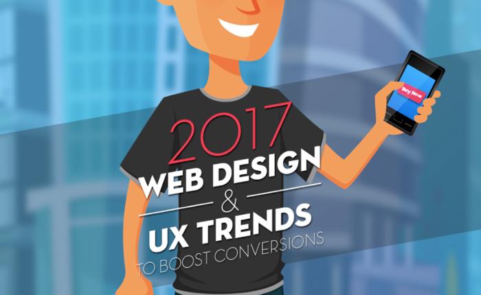 ส่องเทรนด์การดีไซน์เว็บปี 2017 ออกแบบยังไงให้มัดใจผู้ใช้งาน!