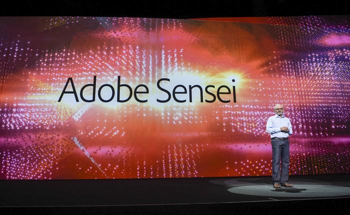 Adobe Sensei ช่วยให้ผู้ใช้บริการสร้างประสบการณ์ด้านดิจิตอลที่ยอดเยี่ยม